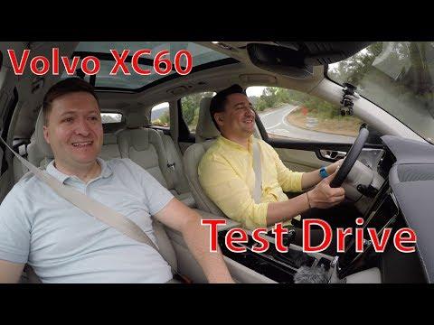 Volvo XC60 (2017) Test Drive AutoBlog.MD