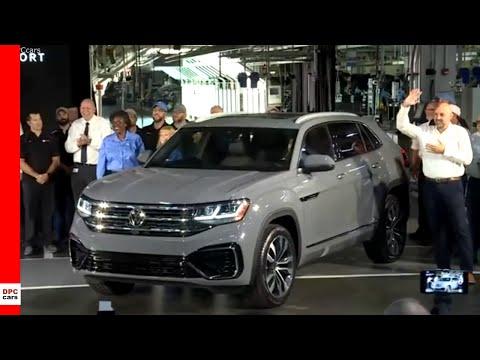 2020 Volkswagen Atlas Cross Sport Unveiling - VW