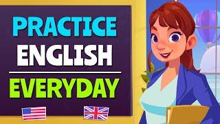 English Listening and Speaking Practice   English Conversation screenshot 2