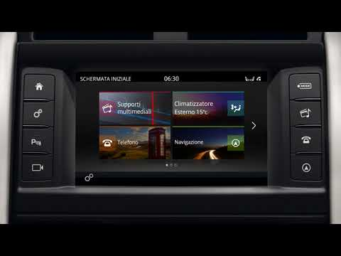 Land Rover Discovery 17MY InControl Touch Digital Audio Broadcasting DAB