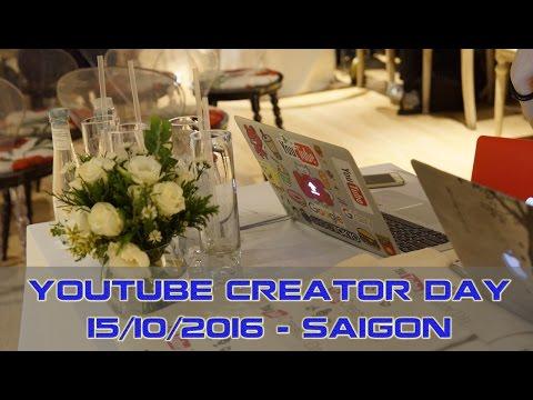 duhoc.TV | Youtube Creator Day 15/10/2016 | Saigon | Khúc dạo đầu