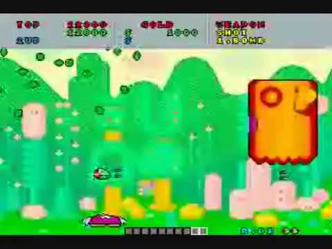 Fantasy Zone, 1985 Sega