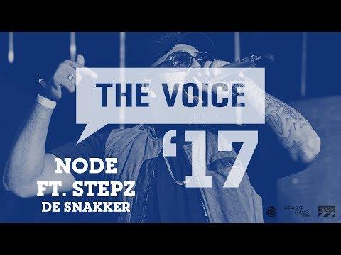 NODE feat. Stepz - 'De Snakker' (live) | The Voice '17