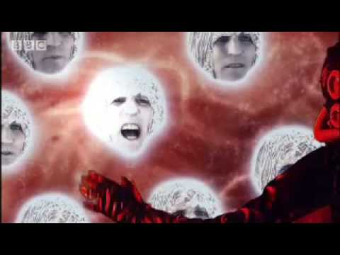 Vince's White Cells Pancake Crimp - The Mighty Boosh - BBC