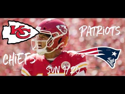 Chiefs vs Patriots Trailer HD - AFC Championship Kansas City Chiefs Hype