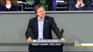 Ralph Lenkert, DIE LINKE: Smart Meter: Wer glaubt an Datensicherheit?