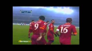 Ювентус 0-1 Рома: Гол Вучинича (65)