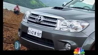 Toyota Fortuner - Overdrive First Drive