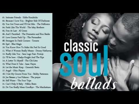 Greatest Hits Of Love Songs  -   The Best Of  70's  Classic Soul Music Mix  |  HD/HQ