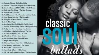 Greatest Hits Of Love Songs  -   The Best Of  70's  Classic Soul Music Mix     HD/HQ