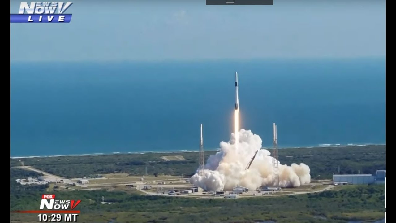 SPACEX LAUNCH: CRS-19 Mission