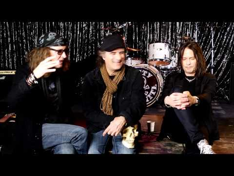 KROKUS - Let The Good Times Roll COMMENTARY 2013 Official Band Video