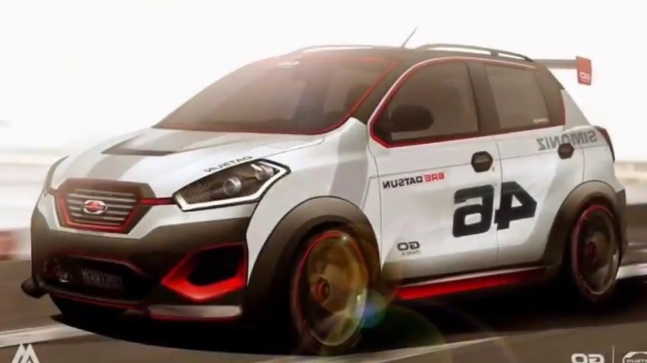 Modifikasi Mobil Datsun Go Makin Cakep 2019 YouTube