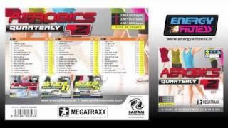 AEROBICS QUARTERLY 02 - MEGATRAXX - MTX003-2