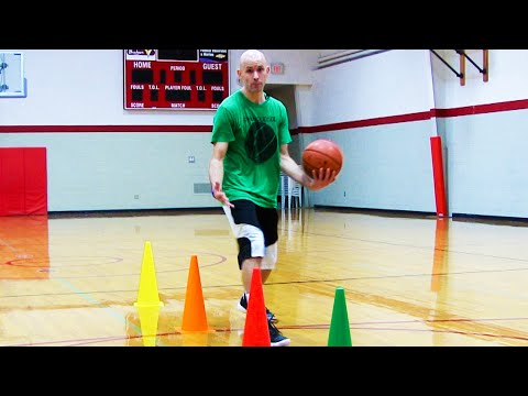 5 PRO Training Basketball Drills KIDS CAN DO AT HOME!