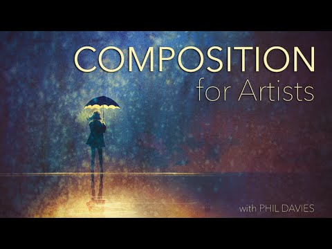 Composition tip for your next drawing or painting