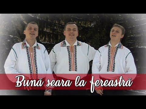 Fraţii Reuţ - Buna sara la fereastră, Colinde Bucovina