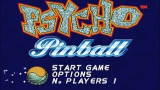 Psycho Pinball (PC/DOS)1995, Codemasters