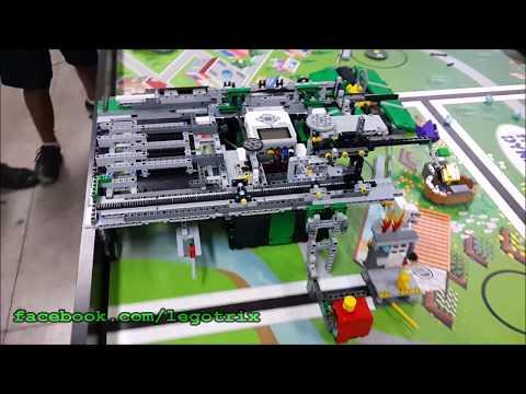 FLL HYDRODYNAMICS (Missions 01, 06, 07, 17+ and 18 ) - Team Legotrix
