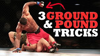 Скачать 3 Dirty But Legal Ground Pound Tricks For MMA