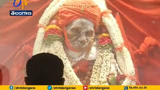 Thousands At State Funeral For Walking God | Sree Sree Shivakumara Swami
