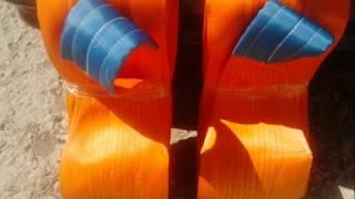 видео Строп текстильный СТП г/п 3т