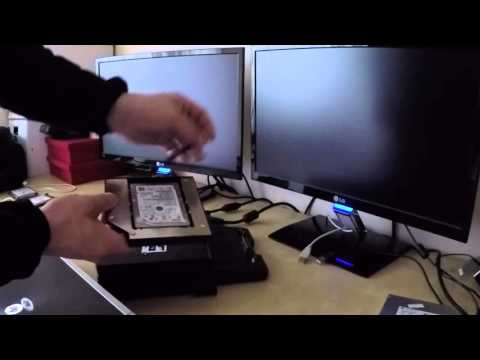 EliteBook 8560w + HP Advanced Docking Station