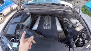 Бмв Х5 Е53 Стук в двигателе