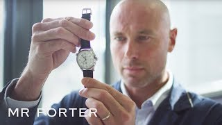 Discover How A Jaeger-LeCoultre Watch Is Made | MR PORTER