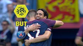 But Thomas MEUNIER (21') / Paris Saint-Germain - Girondins de Bordeaux (6-2)  / 2017-18