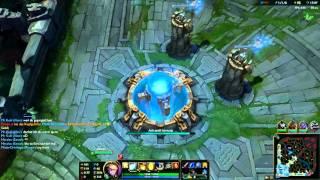 League of Legends #10#H Blue Ezreal Mid