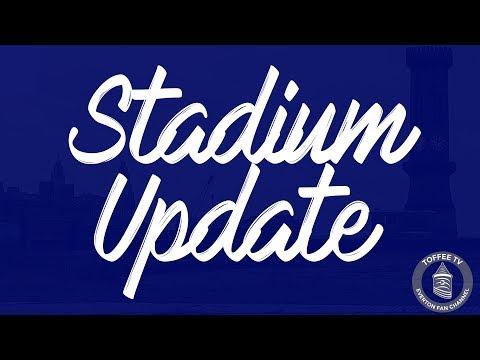 Everton Stadium Update