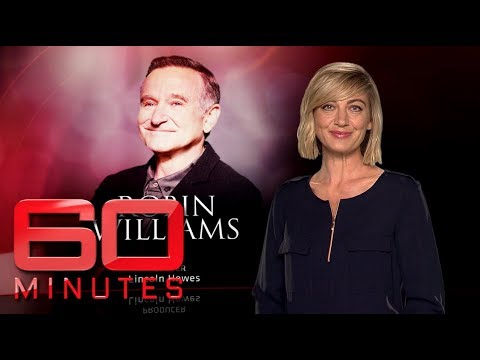 Robin Williams (2014) - Revealing Insights From The Comedian's Interviews | 60 Minutes Australia