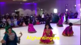 Best Afghan Attan of 2015 (These girls rock)