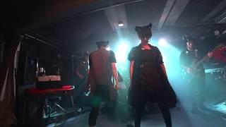 月夜の黒猫団 アニソン、ボカロバンド 歌ったり踊ったり演奏したり! 20...