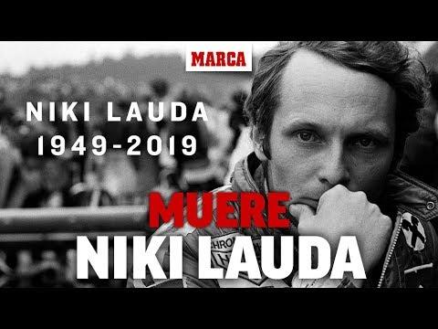 Niki Lauda: la historia del tres veces campen de la Frmula 1 y del ...