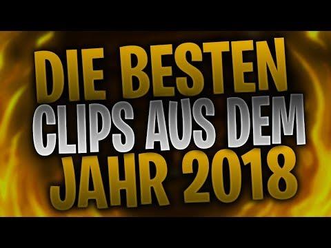 Die besten Fortnite Clips aus dem Jahr 2018 | Fortnite Highlights Deutsch thumbnail