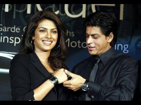 Shahrukh Khan And Priyanka Chopra