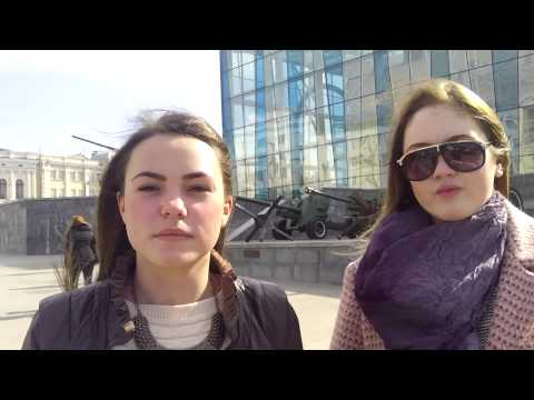 Kharkiv Streets - 'the situation is really bad...' (English / Russian)