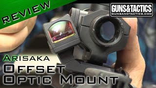Arisaka Offset Optic Mount Review - The Best Offset Optic Mount?