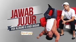 Video Jawab Jujur Vidi Aldiano & Vadi Akbar download MP3, 3GP, MP4, WEBM, AVI, FLV September 2018