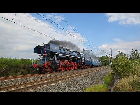 Národní den železnice v Chebu 2016