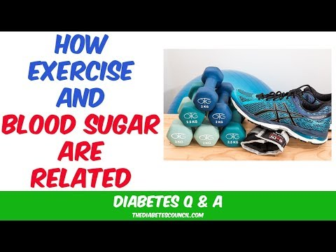 Exercise and Blood Sugar: What you need to know