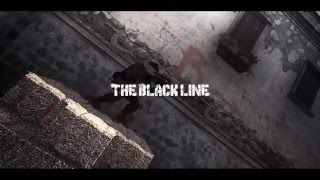 Gambar cover Bb0yleR-The black line