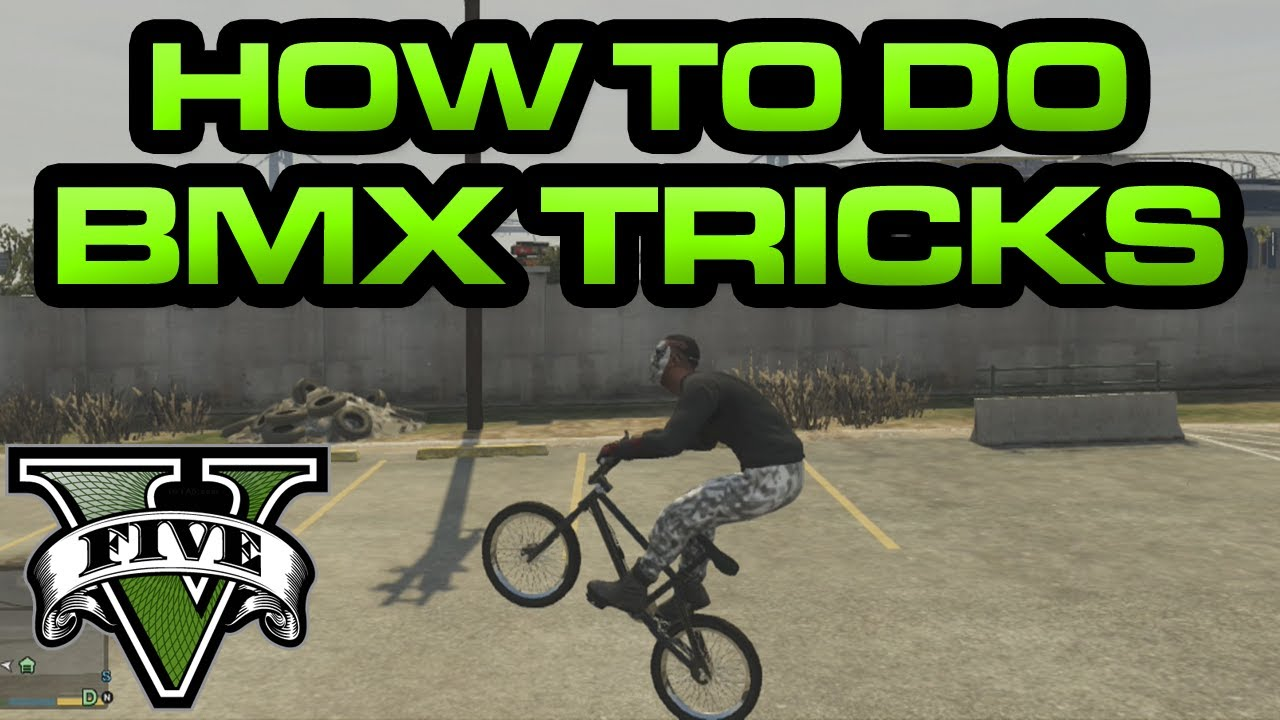 course bmx gta 5 ps4