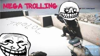 Battlefield 3 - Trolling noobs 3