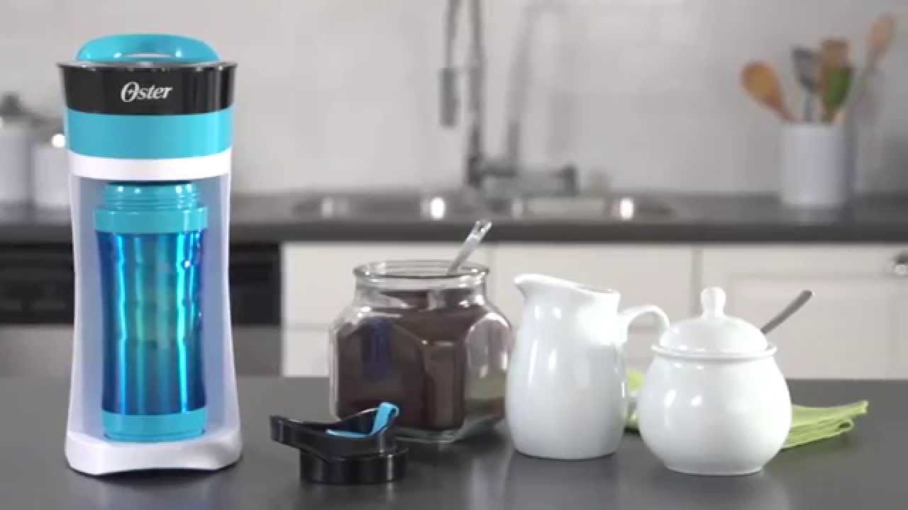 Oster Coffee Maker Stopped Working : Oster MyBrew Personal Coffee Maker - YouTube