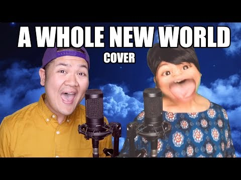 A WHOLE NEW WORLD  COVER BY JEPPY PARAISO & TITA CHE