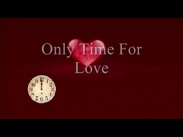 If There Were Only Time For Love by Barefoot Jerry Lyrics