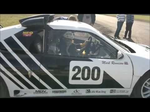 Mach 2 Racing Pikes peak RS200 First Installation Run